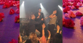 Wedding Proposal on Stage at Giorgos Tsalikis Concert in Chicago— Did She say Yes?