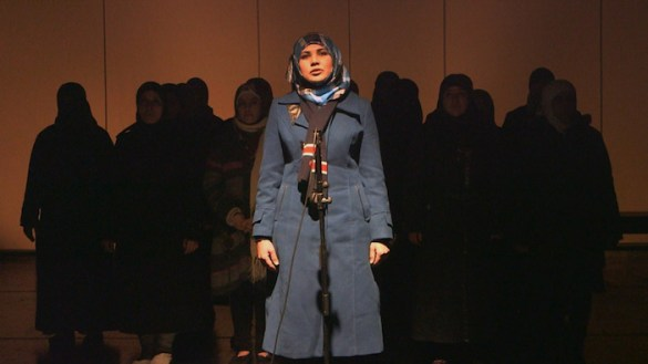 More than Two Millennia Later, Ancient Greek Play Finds Relevance with Syrian Refugee Women