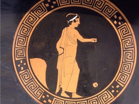On This Day June 6: National Yoyo Day — The Greeks Invented This Too!