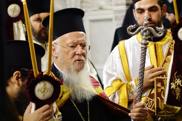Bartholomew Hits at Unity, Ecumenism in Sermon Following Pentecost Liturgy (+Photos)