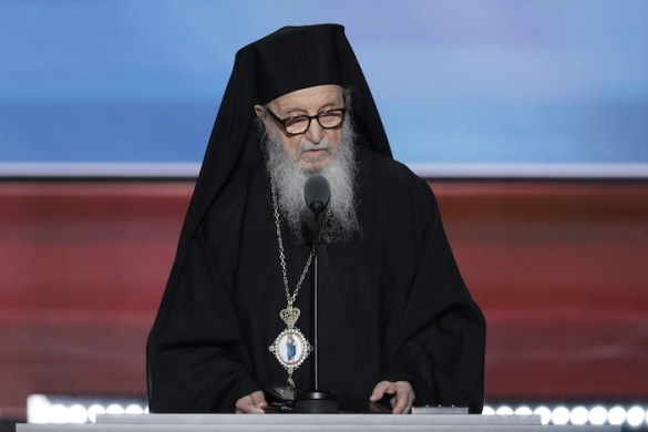 (Video) Some Historic Perspective on the Greek Orthodox Archbishop's Prayer at the Republican National Convention
