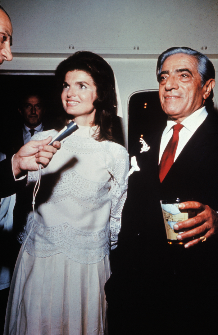 On this Day October 20, 1968: Jacqueline Kennedy Becomes an Onassis ...