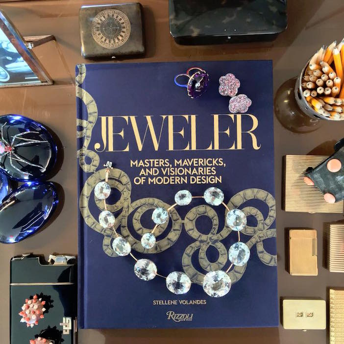 A stunning book for any jewelry lover by Stellene Volandes