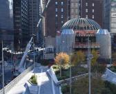 (Photos) Dome Added; Structure Taking Shape at St. Nicholas Church at Ground Zero