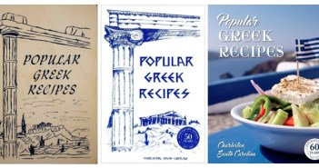 Charleston Greek Cookbook Celebrates 60th Anniversary with 17th Edition and Over 100,000 Copies Sold
