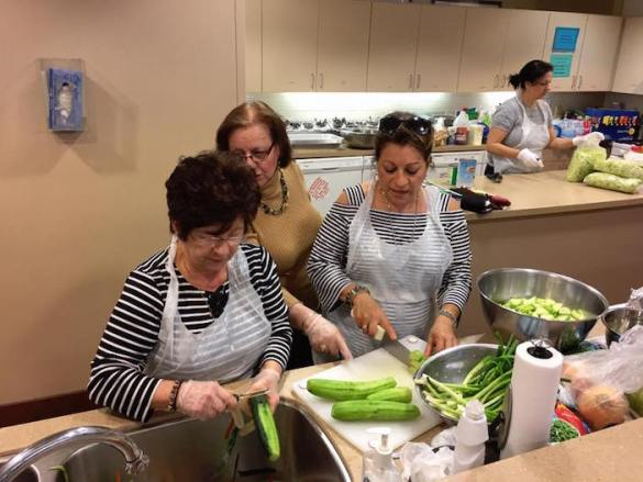Greek Orthodox Women Set to Meet Challenge of Serving One Million Meals to Homeless