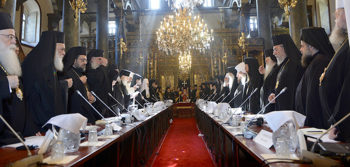 Ecumenical Patriarchate of Constantinople Rejects Three Name List for New Chicago Metropolitan