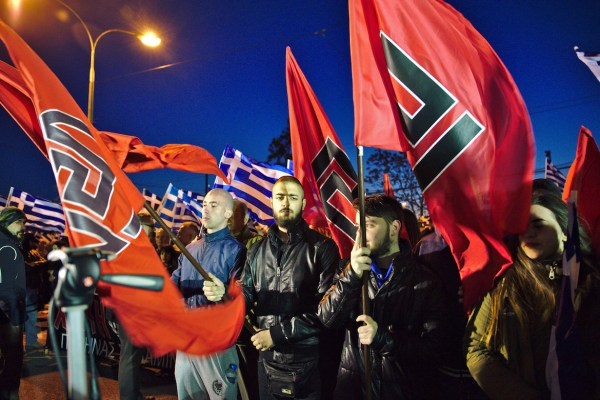 Greece's Neo-Nazi Golden Dawn Party Banned From Twitter ...