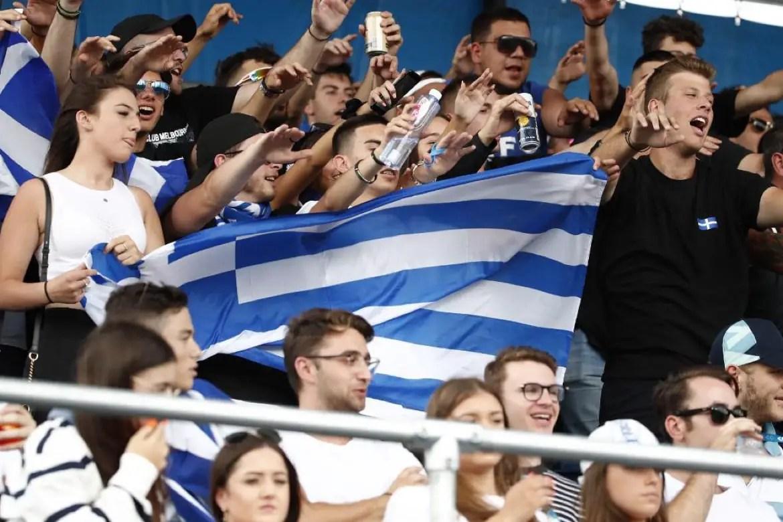 Greek-Speaking Police to Monitor Rowdy Fans at Australian Open