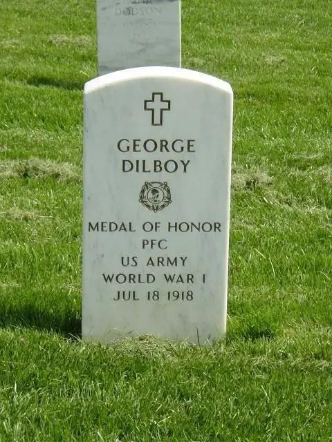 George Dilboy