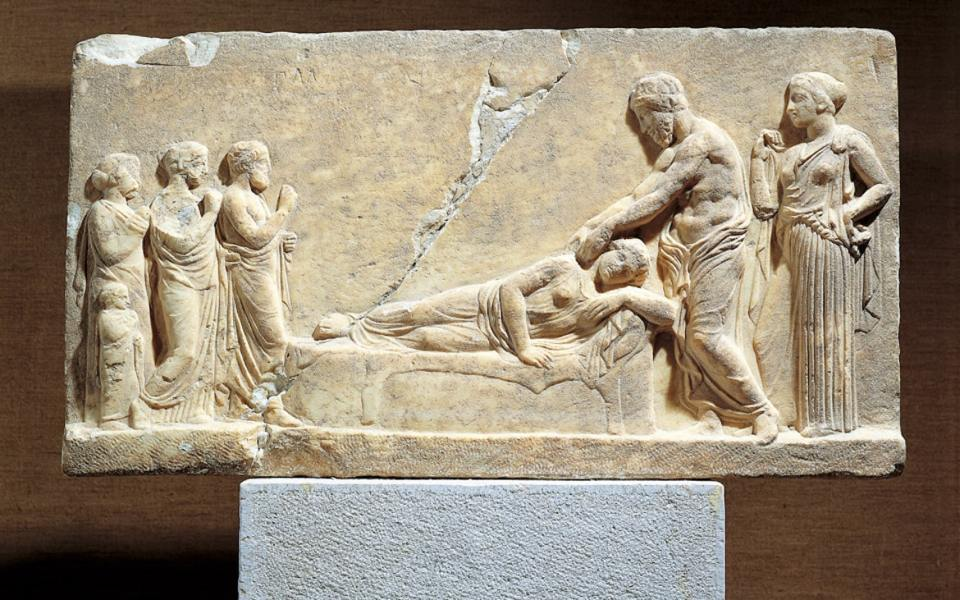 Athenian Plague