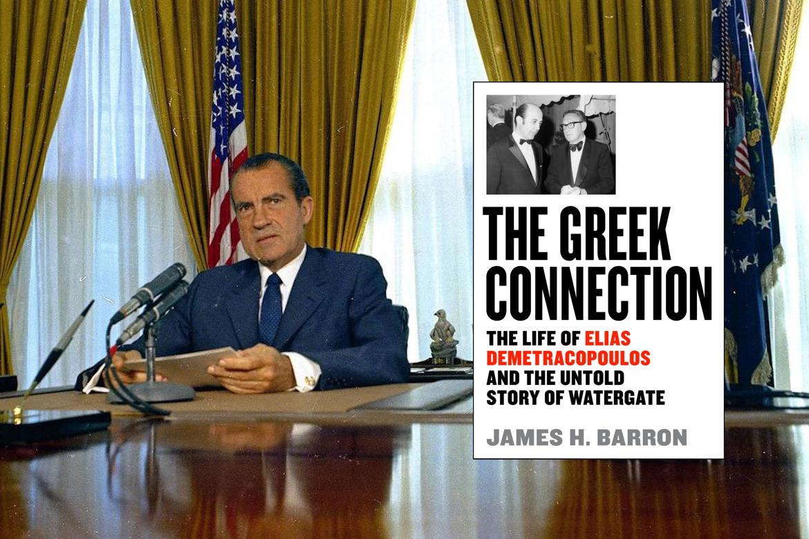 Review: The Greek Connection: The Life of Elias Demetracopoulos and the Untold Story of Watergate