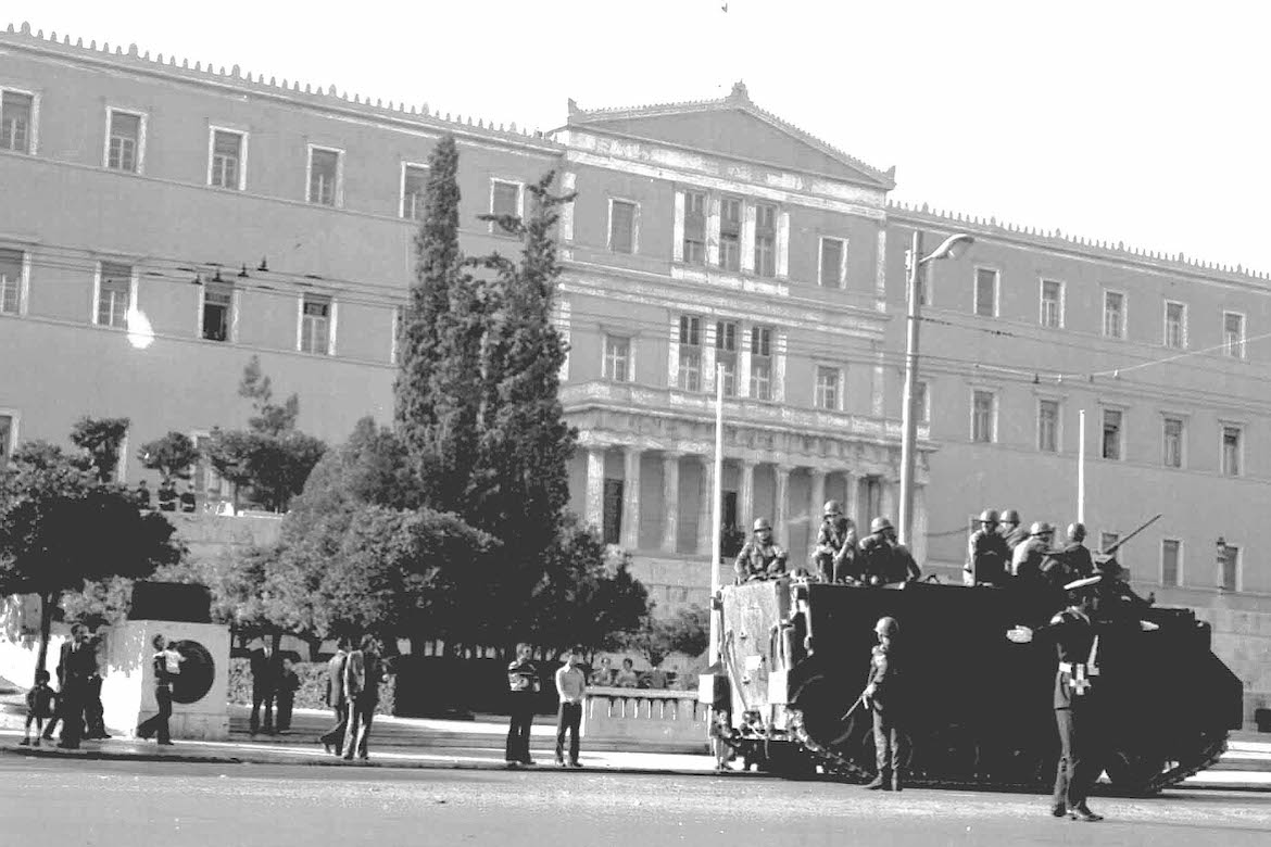 Greece in the Tangles of the Cold War: How the Johnson Administration Helped the Greek Military Junta Consolidate Power