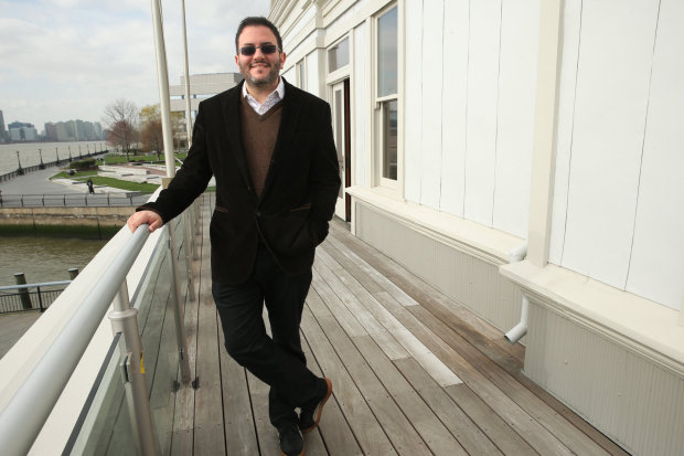 Peter Poulakakos Photo from The New York Times (http://www.nytimes.com/2014/05/25/realestate/a-restaurateur-helps-to-build-a-neighborhood.html)