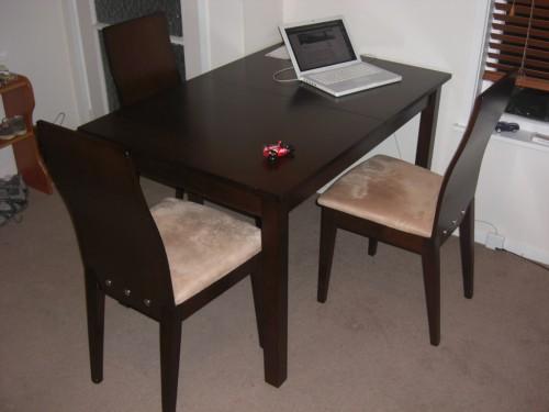 Modern asztalosmunka