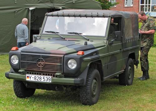 a Bundeswehr Wolfja