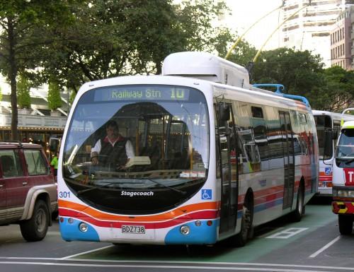 trolley-designline