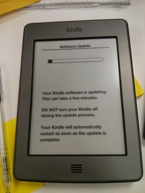 kindle-update