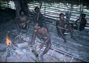 Kombai-papua cannibals