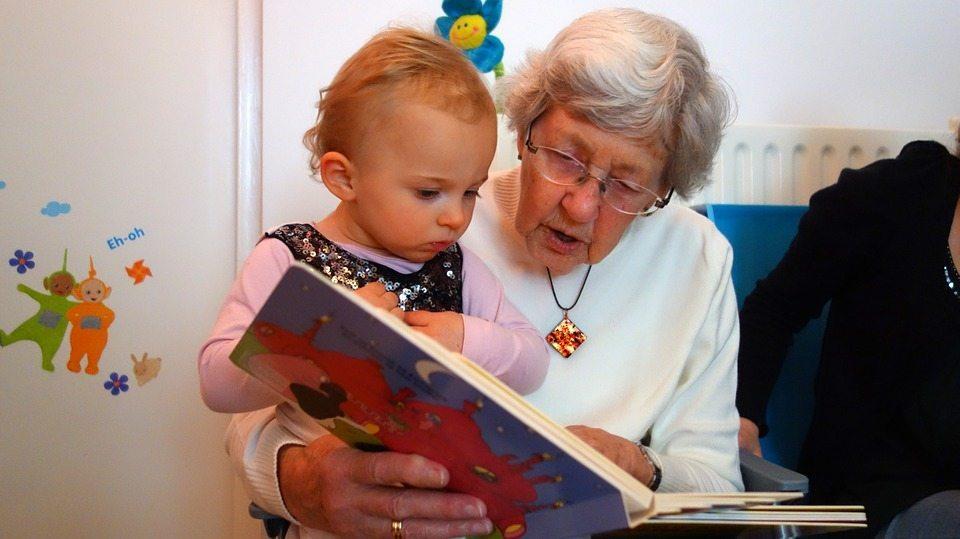 czytać dziecku