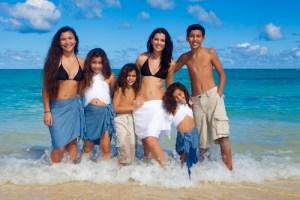 Najważniejszą wartością w życiu Hawajczyka jest ohana - czyli rodzina.