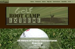 Golf Boot Camp Extreme
