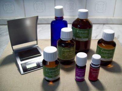 Ingredientes y utensilios: Serum para pieles maduras y sensibles