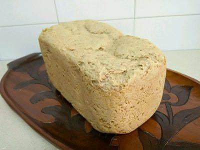 Pan de trigo integral