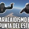 Paracaidismo en Punta del Este