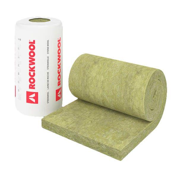 rouleau de laine de roche rockwool rockroof flexi plus 224 de 2 5 m x 1 m x 200 mm