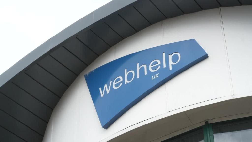 Webhelp arriba a China