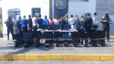 Photo of Venezuela: Detenidas 15 personas que estafaban a través de un Call Center