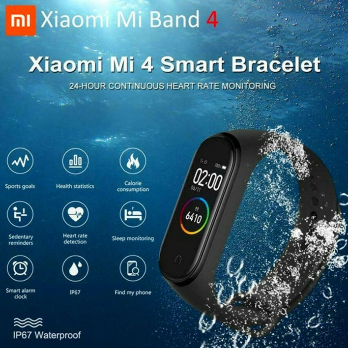 Pulsera digital Xiaomi Mi Band 4