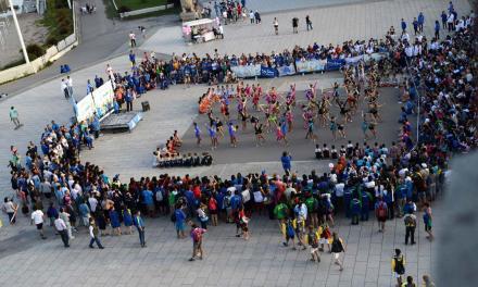 Se cerraron los Juegos Nacionales Evita