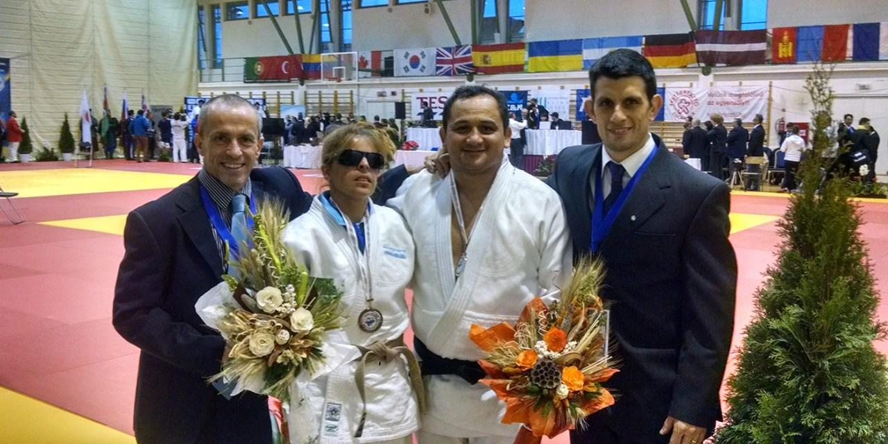 Judo adaptado: Corea, el próximo objetivo