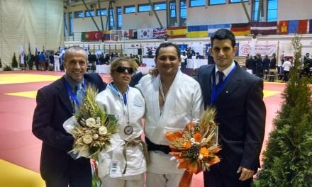 Judo para ciegos: Argentina obtuvo dos medallas en el Mundial de Hungría