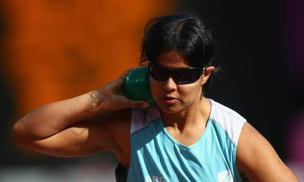 Mariela Almada, bastión paralímpico argentino