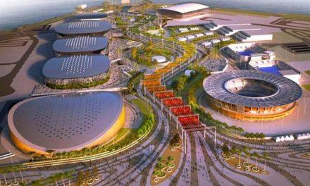 Detalles del Parque Olímpico de los Juegos de Río 2016