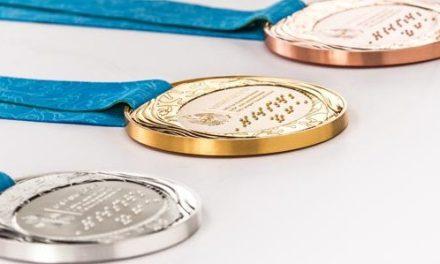 Ya están las medallas de Toronto