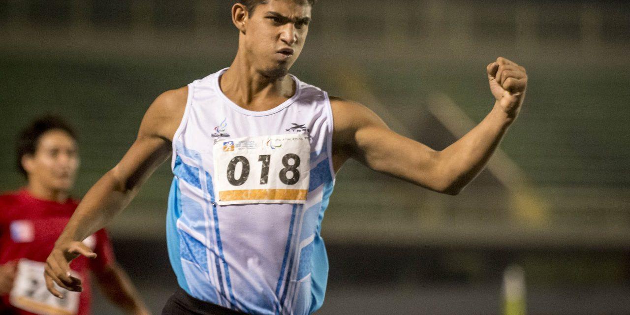 Atletismo adaptado: cierre con once medallas en el Open Caixa de Brasil