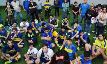 Continúa abierta la inscripción en la escuela de fútbol de Boca Juniors