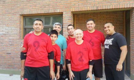 Goalball: Rosell y Godoy Cruz, imparables