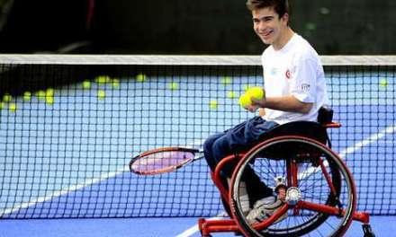 En España dicen que será el Nadal Paralímpico
