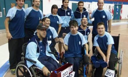 Bochas: Argentina obtuvo dos podios en Montreal