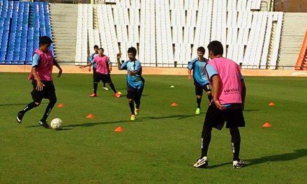 Fútbol 7: La Selección juvenil se concentró en Mendoza