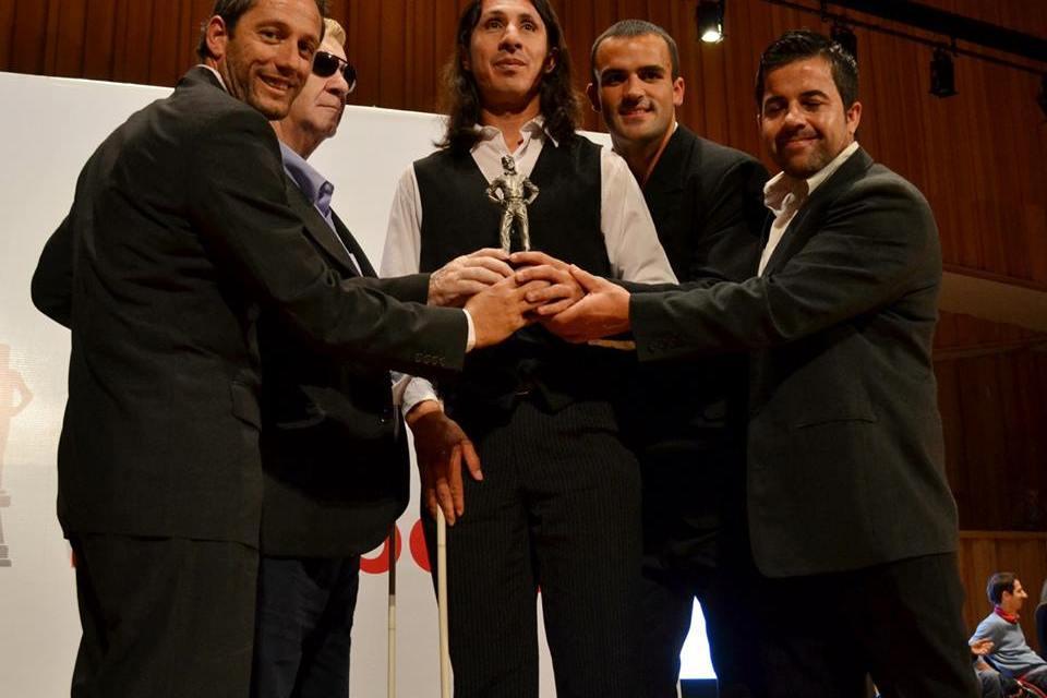 Premios Jorge Newbery: La gran noche de los deportes adaptados