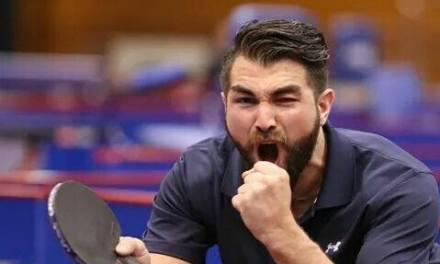 Tenis de mesa adaptado: Gabriel Copola, nuevo top 5 del mundo