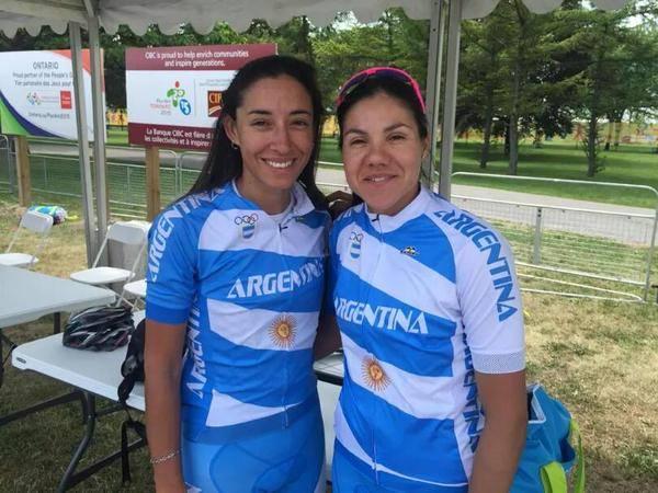 Ciclismo: Mariela Delgado cerró su participación en los Juegos Panamericanos