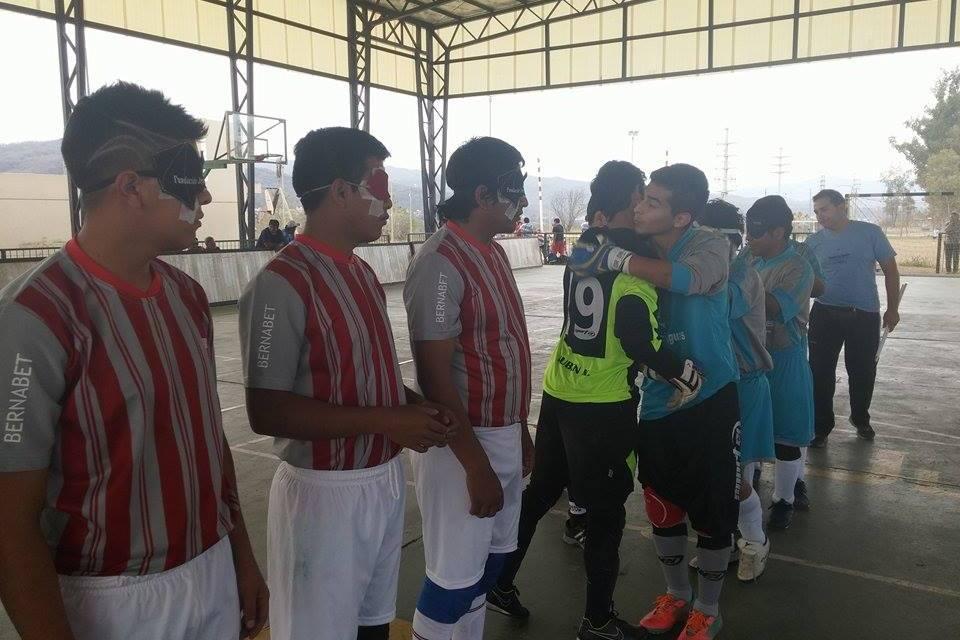 Fútbol para ciegos: Fundación Iguales, clasificado
