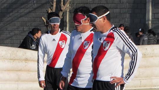 Fútbol para ciegos: River no detiene su marcha